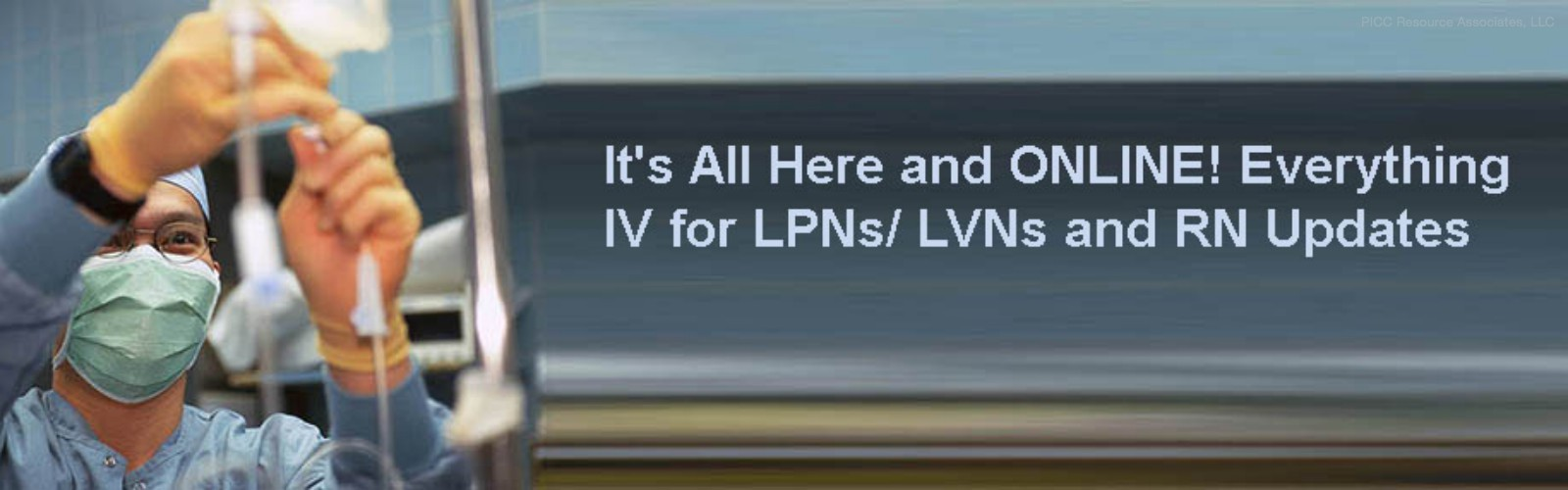 LPN IV THERAPY CERTIFICATION: ONLINE+ LIVE CLASSES